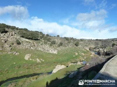 Puentes del Río Manzanares;grupos de senderismo en madrid capital;senderismo alcobendas